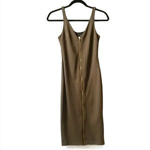 NWOT Miss Selfridge Bodycon Zipper Dress